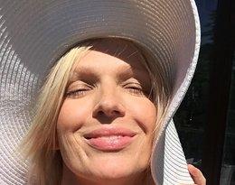 Magda Mołek pokazała, jak wygląda bez makijażu