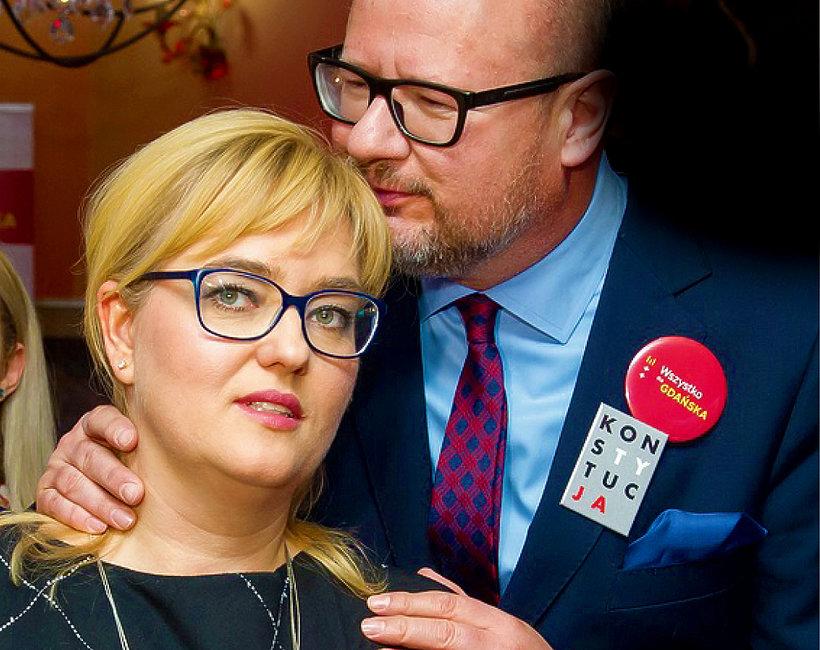 Magdalena Adamowicz, żona Pawła Adamowicza o pogrzebie męża