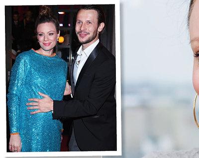Magdalena Boczarska pierwszy raz po urodzeniu syna Henryka. Jak wygląda?