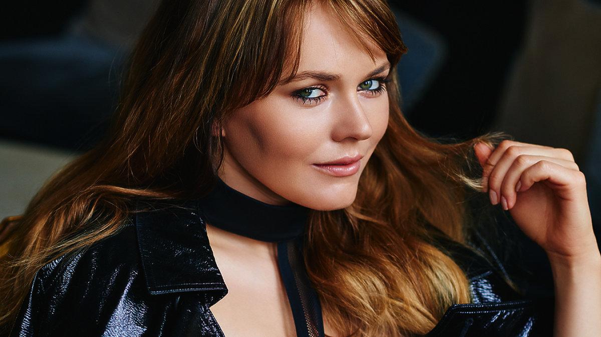 Magdalena Lamparska, VIVA! maj 2017