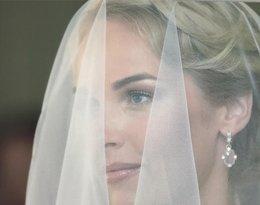 Magdalena Mielcarz i w dniu ślubu z AdrianemAshkenazym
