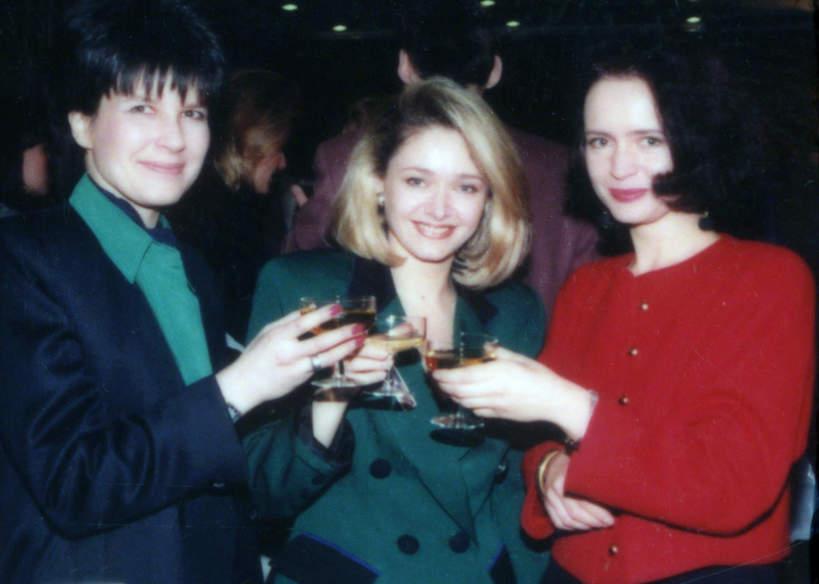 Magdalena Mikołajczak-Olszewska, Małgorzata Szelewicka, Jolanta Fajkowska