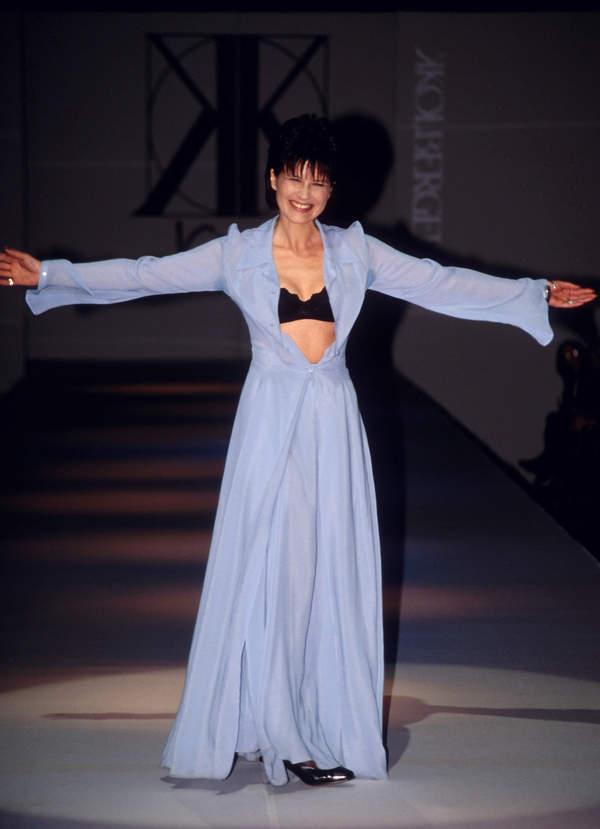 Magdalena Mikołajczak-Olszewska, styczeń 2000
