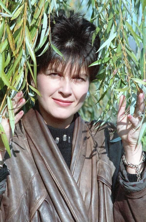 Magdalena Mikołajczak-Olszewska, wrzesień 1990