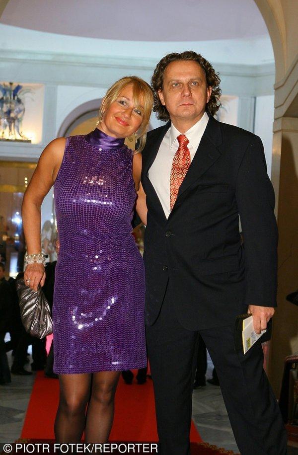 Majka Jeżowska i Dariusz Staśkiewicz