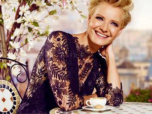 Małgorzata Kożuchowska jest uzależniona od kawy, Małgorzata Kożuchowska pije kawę, Kożuchowska, kawa