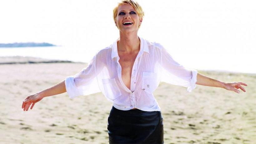Małgorzata Kożuchowska, Viva! lipiec 2011