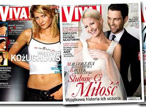 Małgorzata Kożuchwska, Viva!