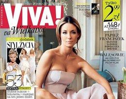 Małgorzata Rozenek-Majdan, Viva! marzec 2013