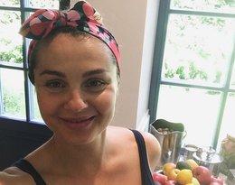 Małgorzata Socha zamieściła zdjęcie po porodzie i pyta: czy można wyglądać gorzej?