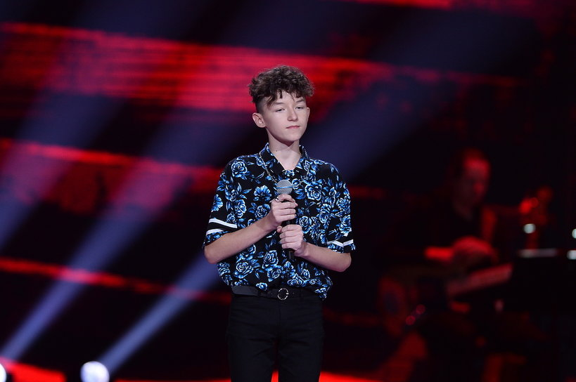 Marcin Maciejczak, The Voice Kids