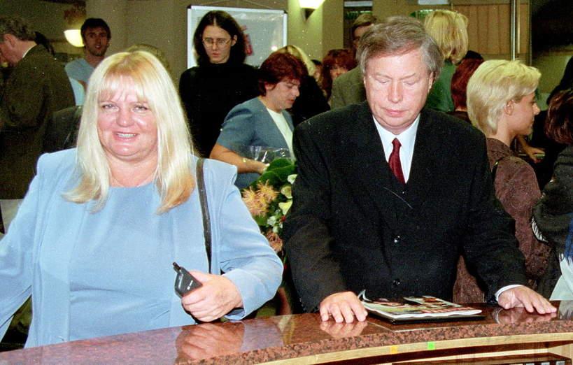 "Marek Grechuta, Danuta Grechuta, plebiscyt tygodnika ""Polityka"", sierpień 1999"