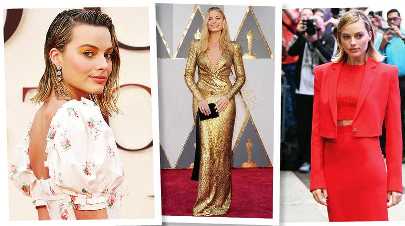 Margot Robbie ikona stylu