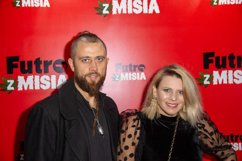 Maria Sadowska, Adrian Łabanowski, Warszawa, 17.12.2019 rok
