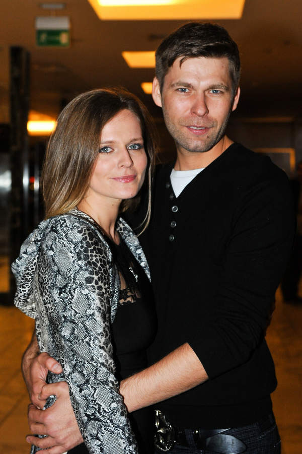 Maria Wałęsa i Patryk Suski, 15.05.2012 Warszawa Hotel Victoria Gala Art Fashion Night