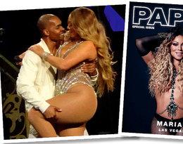 """Okładka magazynu """"Paper'', której bohaterką jest Mariah Carey, wzbudza kontrowersje! Dlaczego?"""
