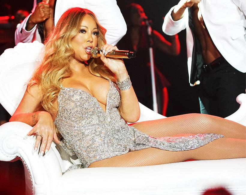 Mariah Carey pokazała się w bikini. Jak wygląda gwiazda