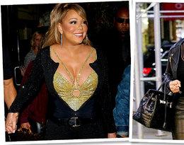 Mariah Carey znacznie schudła! To efekt stosowania morderczej diety i bielizny wyszczuplającej czy odessania tłuszczu i pomniejszenia żołądka?