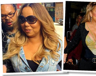Mariah Carey schudła? Najnowsze zdjęcia gwiazdy nie pozostawiają co do tego wątpliwości