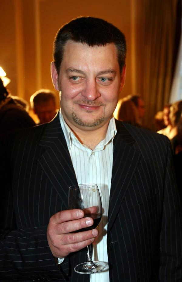 Mariusz Sabiniewicz, Warszawa, Pałac Sobańskich, 09.05.2005 rok