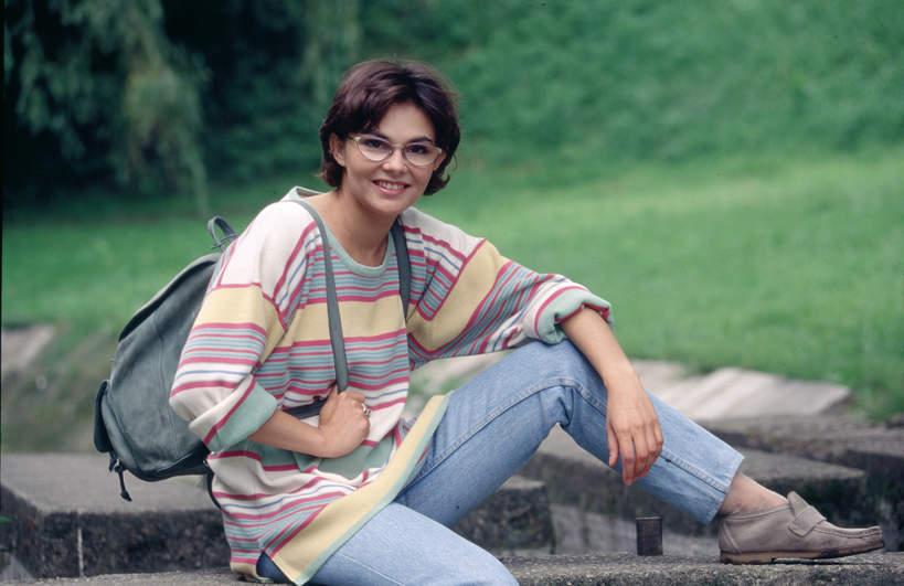 Marta Grzywacz, Warszawa, lata 90. XX wieku