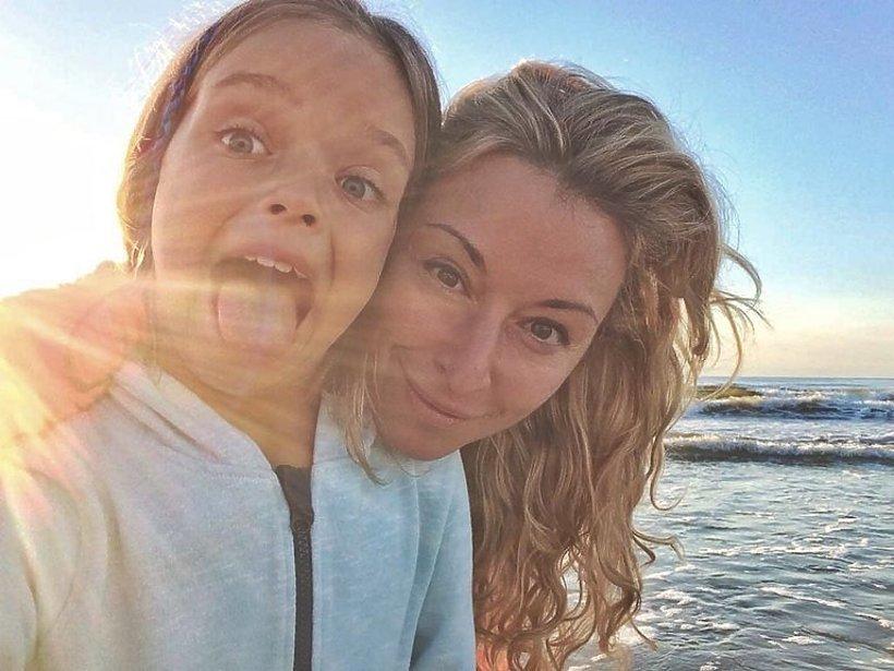Martyna Wojciechowska i Marysia Maria Wojciechowska