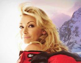 """Martyna Wojciechowska w górach """"Viva!"""" 2010"""