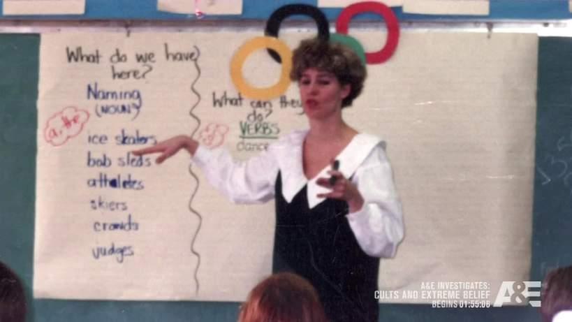 Mary Kay LeTourneau jako nauczycielka, lata 90.