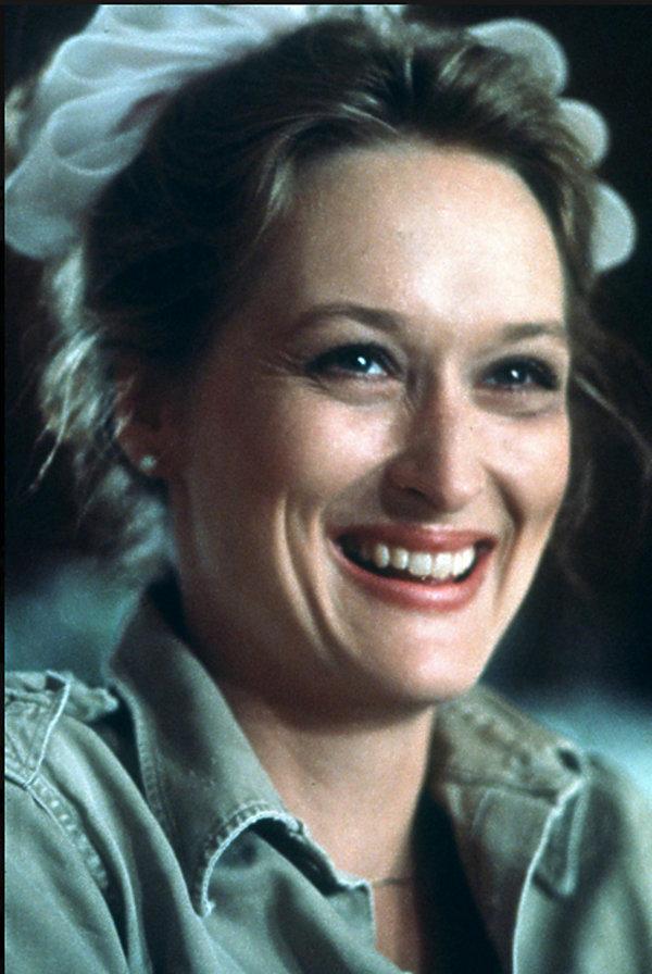 Maryl Streep, Łowca jeleni, The Deer Hunter, 1978