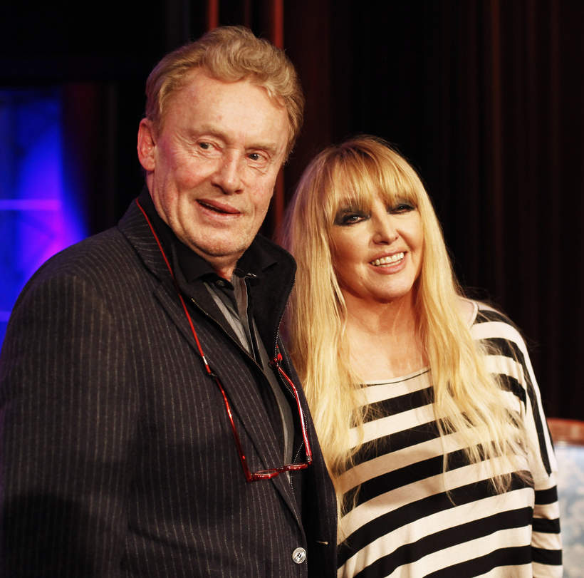Maryla Rodowicz, Daniel Olbrychski, 23.01.2012