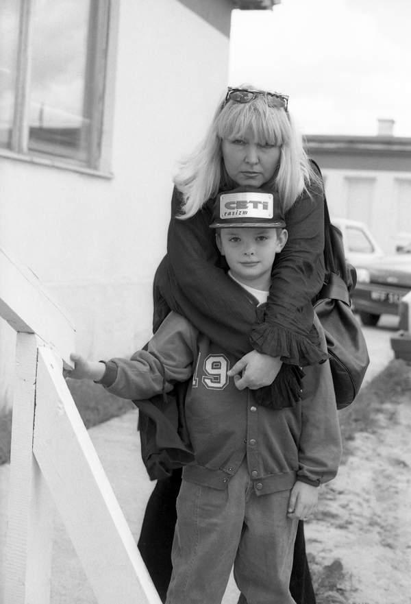 Maryla Rodowicz, syn Jędrzej Dużyński, 1994 rok