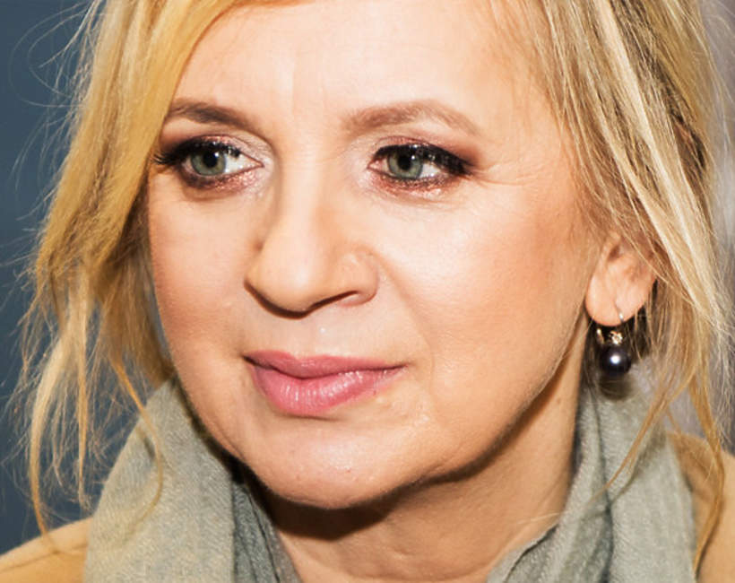 Marzena Rogalska, Warszawa, 20.11.2018