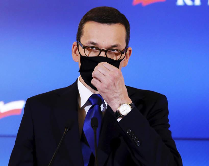 Mateusz Morawiecki, 12.10.2020