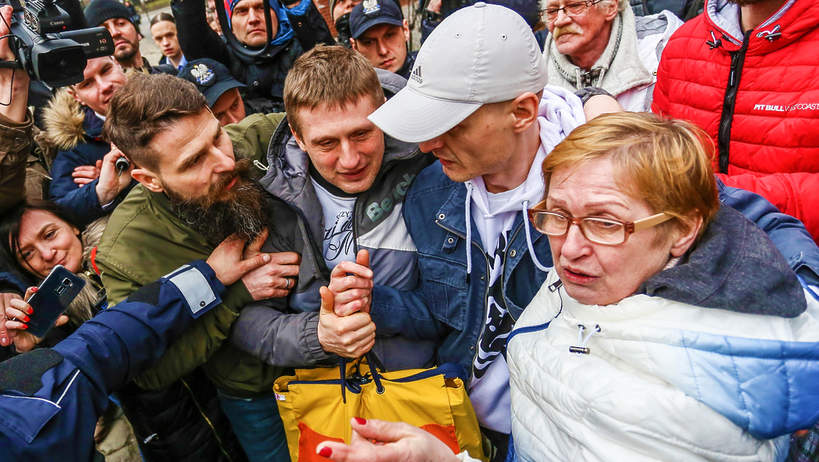Matka Tomasza Komendy, Teresa Klemańska o Dorocie P.