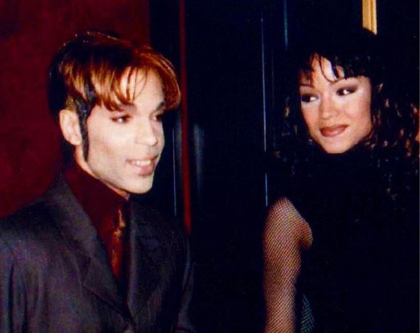 Mayte Garcia, była żona Prince'a, ujawnia prawdę o ich zmarłym dziecku