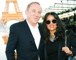 Mąż Salmy Hayek przekaże 100 milionów euro na odbudowękatedry Notre Dame!