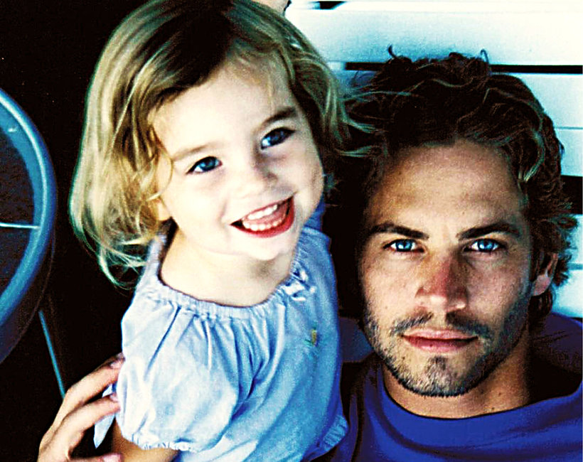 Meadow Walker, Paul Walker