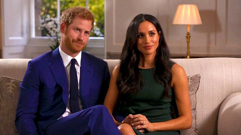Meghan Markle i książę Harry, pierwszy wywiad