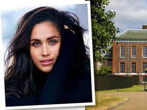 Meghan Markle przeprowadza się do pałacu Kensington