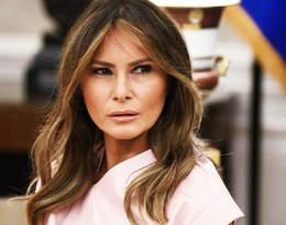 """Wyciekło wulgarne nagranie rozmowy Melanii Trump z przyjaciółką. """"Odpier***cie się ode mnie"""""""