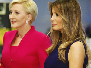 Melania Trump, Agata Duda, styl Agaty Dudy i Melanii Trump
