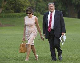 Melanija Knavs, Viktor Knavs, Amalija Knavs, rodzice Melanii Trump, Melania Trump