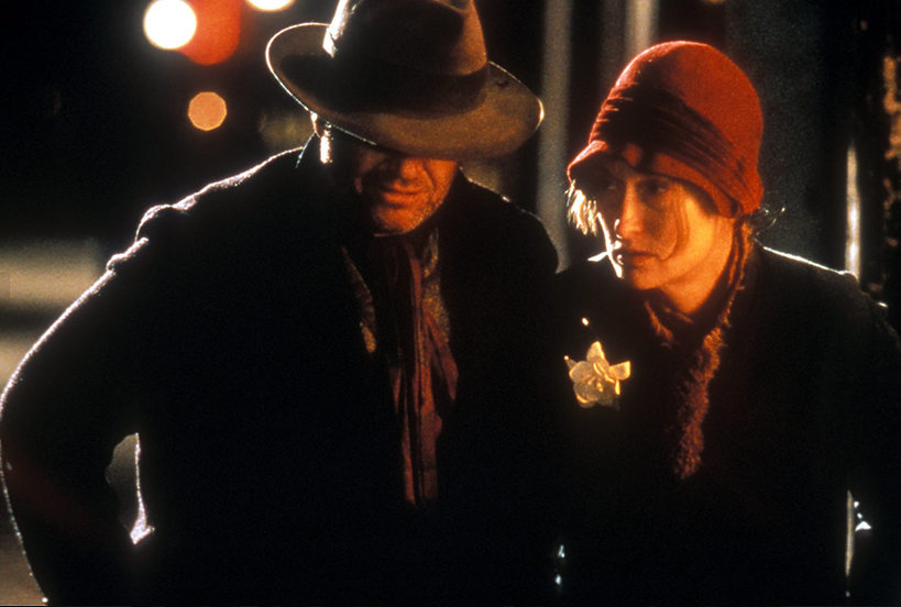 Meryl Streep, Jack Nicholson, Chwasty (1987), Ironweed