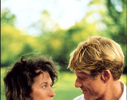 Meryl Streep, Robert Redford, Pożegnanie z Afryką (1985),  Out of Africa