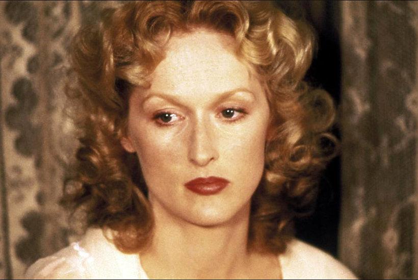 Meryl Streep, Wybór Zofii (1982), Sophie's Choice