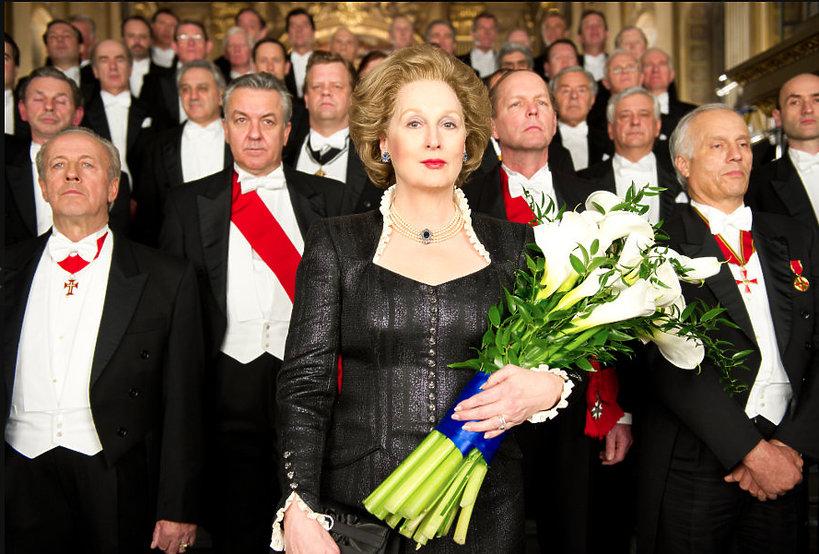 Meryl Streep, Żelazna Dama (2011), The Iron Lady