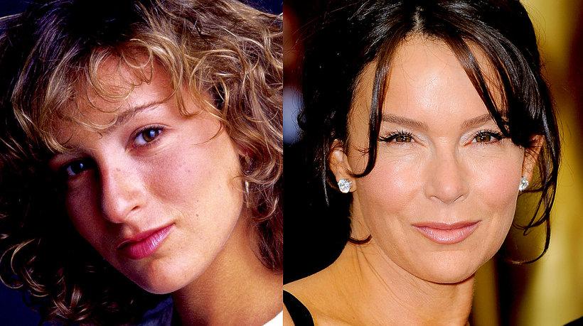 Metamorfoza Jennifer Grey, jack wygląda teraz Jennifer Grey, czyli Babe z Dirty Dancing