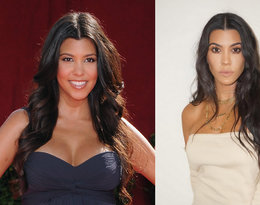 Metamorfoza Kourtney Jenner