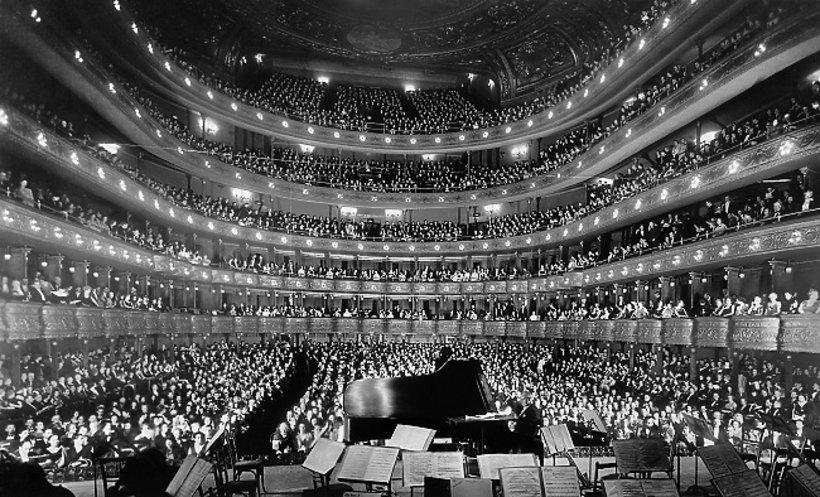 Metropolitan Opera w Nowym Jorku