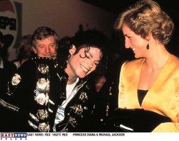 Michael Jackson, Księżna Diana